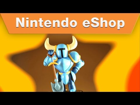 Видео № 0 из игры Amiibo Shovel Knight