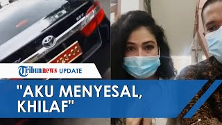 Pengakuan Wanita yang Viral Pamerkan Mobil Plat Merah TNI yang Ternyata Bodong: Aku Menyesal, Khilaf