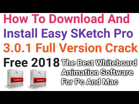 White Board Animation For PC free download | Easy Sketch Pro