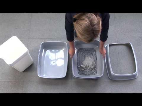 Moderna Kattedo Lift to Sift - film på YouTube