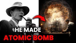 पहला एटॉमिक बम बनाने पर क्यों रोये सारे साइंटिस्ट | STORY OF FIRST ATOMIC BOMB (HINDI)