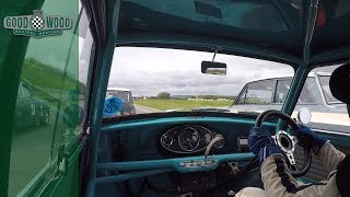 On Board Incredible Touring Car Fight At Goodwood