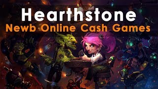Hearthstone Cash Games Matches Goes Poorly | Attack Gaming