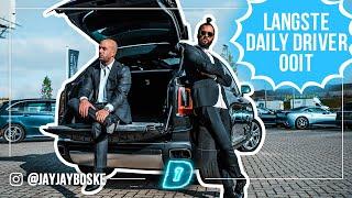 Bij de MAC naar binnen met Rolls Royce?! (Re-edit) // #DAILYDRIVER #DAY1
