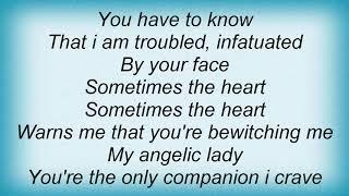 Andrea Bocelli - A Volte Il Cuore Lyrics