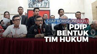 Dikaitkan OTT Wahyu Setiawan, PDIP Tunjuk Maqdir Ismail Cs sebagai Tim Kuasa Hukum