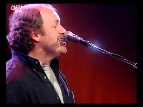 César Banana Pueyrredón video Tarde o temprano - CM Vivo 2000