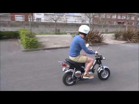 Yamaha Chappy 50cc