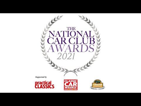 National Car Club Awards - Judges' Special Recognition 2021