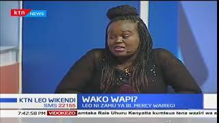 Mhubiri na mwanamuziki wa injili-Mercy Wairegi: Wako wapi