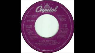 Juice Newton - Break It To Me Gently - Billboard Top 100 of 1982