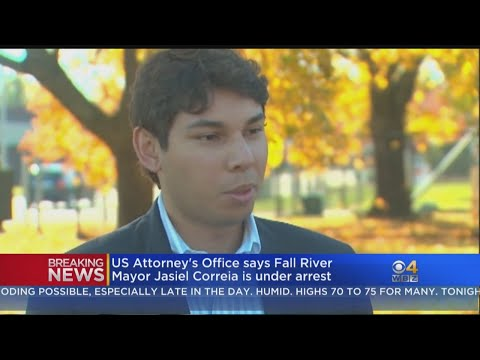 Fall River Mayor Jasiel Correia Arrested On Fraud Charges