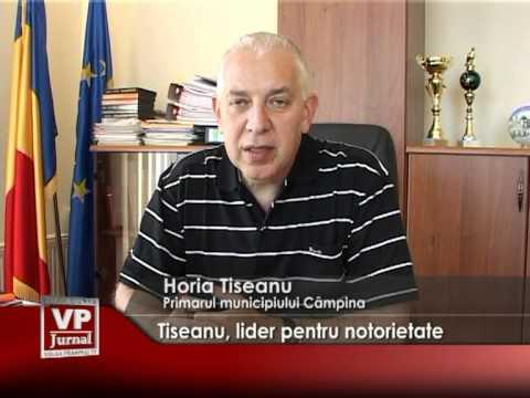 Tiseanu, lider pentru notorietate