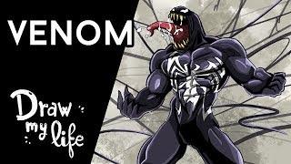 La HISTORIA de VENOM - Draw My Life en Español