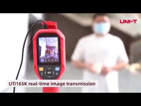 UNI-T UTi165K Infrared Thermal Imager Camera