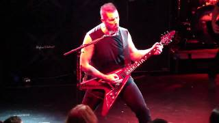 Annihilator - Hell is a War- LIVE @ De Pul, Uden, Netherlands