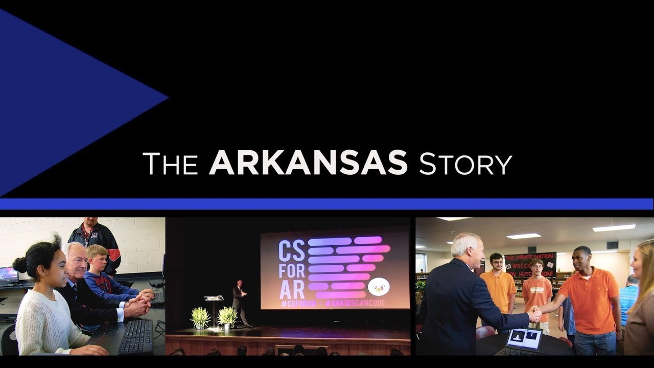 Computer Science: The Arkansas Story