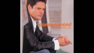 Faith by Donny Osmond