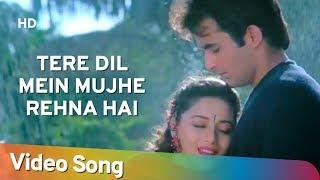 Tere Dil Mein Mujhe (HD) | Mohabbat (1997   - YouTube