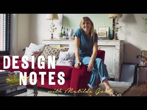Design Notes: Matilda Goad | House & Garden