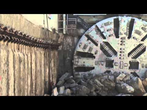 Zakończenie drążenia tunelu w Miami