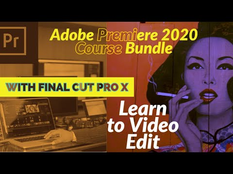 Adobe Premiere 2020 Video Editing Online Course - YouTube