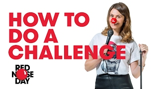Comic Relief Fundraising Tips: How To Do A Challenge