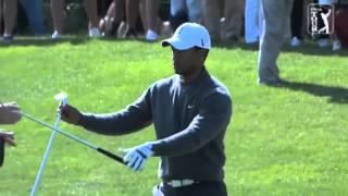 Los mejores golpes de Tiger Woods