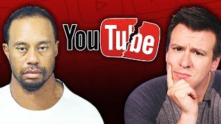 Youtube Addiction Leads to Rehab, The Truth About Tiger Woods