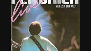 Rainhard Fendrich Alle Zeit der Welt live 1985 Salzburg