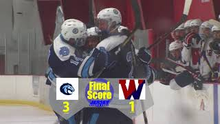 CBA 3 Wall 1 | HS Hockey