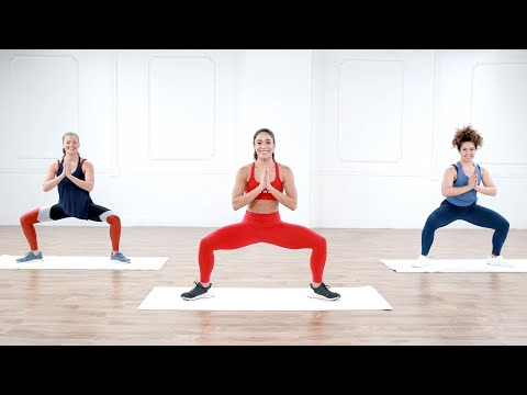 30-Minute No-Equipment Cardio & HIIT Workout