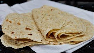 How to make Flour Tortillas (1 Dozen) |Simple Recipe