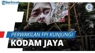 POPULER Kodam Jaya Dikunjungi Perwakilan FPI, Mayjen Dudung: Saya Imbau Menjaga Keutuhan NKRI