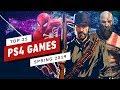 Top 25 Playstation Games (Spring 2019 Update)