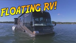 Aquatic Floating RV