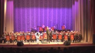 Отчётный концерт 01 04 2016