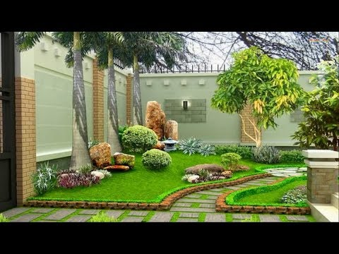 , title : 'Landscape Design Ideas - Garden Design for Small Gardens