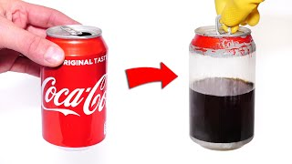 5 Amazing Soda Can Science Experiments thumbnail