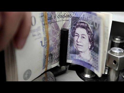 Βρετανία: Η Τερέζα Μέι ανεβάζει τη λίρα – economy