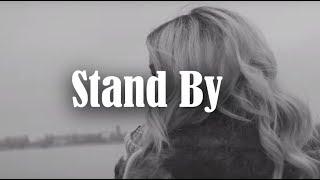 LORYN Feat. Rudimental   Stand By (Lyrics)
