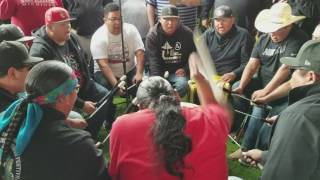 Southern Style Twin Buttes powwow 2017 SNL