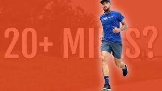 Training For A Marathon | How Many 20+ Mile Long Runs Should You Do?