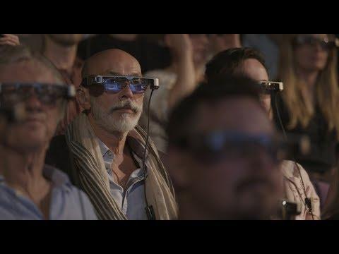 Introducing Smart Caption Glasses