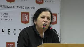 Российская писательница Елена Прудникова о Великом Отечестве  колоссальная прочн