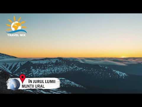 In jurul lumii – Muntii Ural