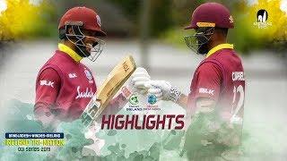 Highlights Ireland Vs Windies || 1st Match || ODI Series || Tri-Series 2019