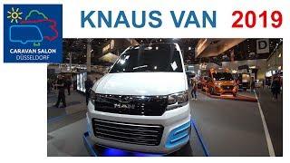 Новинки автодомов от Knaus. Caravan Salon Dusseldorf 2018