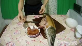 Russia щучьий деликатес Yakutia