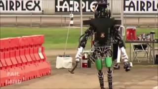 Новое оружие России! Вооруженные Роботы Беспилотники VS USA robots!